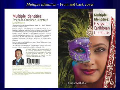 Multiple Identities: Essays on Caribbean Literature