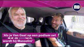 In de auto met Nico Dijkshoorn: Matthijs is gewoon een jongetje