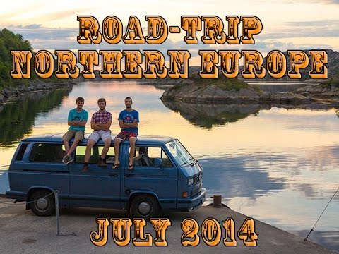 Road-Trip Northern Europe July 2014