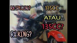 Perbedaan Antara Yamaha RX Special 115cc Dengan Yamaha RX King 135cc! #14