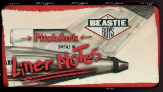 Beastie Boys' Licensed to Ill (In 4 Minutes)   Liner Notes