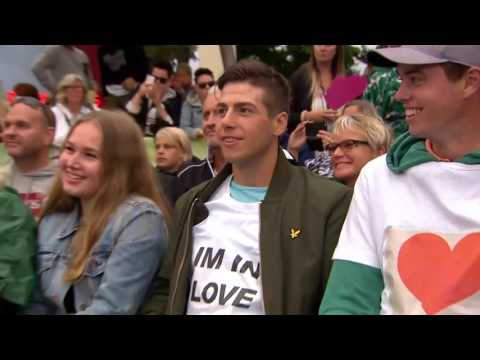Rita Ora - Your song   - Sommarkrysset (TV4)