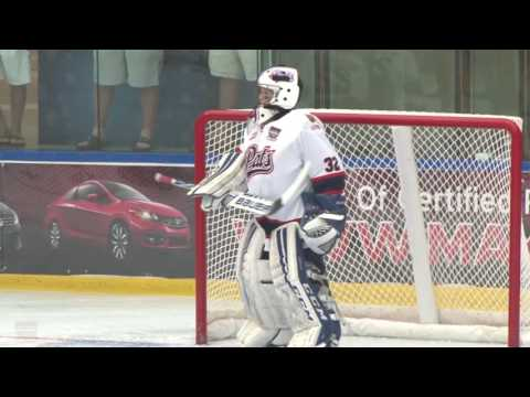 2016 Detroit Jr. Redwings vs. Saskatchewan Jr. Pats