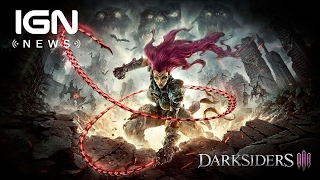 Darksiders 3 Announced, Planned for 2018 Release - IGN News