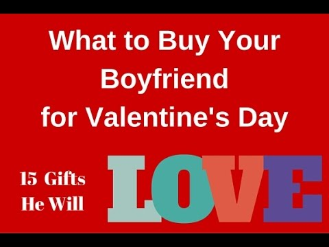 what to get your boyfriend for valentine's day - youtube, Ideas
