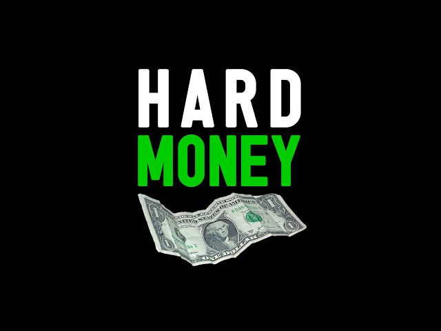 Hard Money - WTF Happened in 1971? [2020]