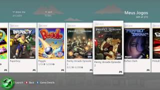 Xbox Live Arcade Collection