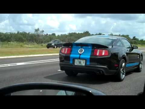Lethal Performance 2010 Shelby GT500 Cruising  YouTube