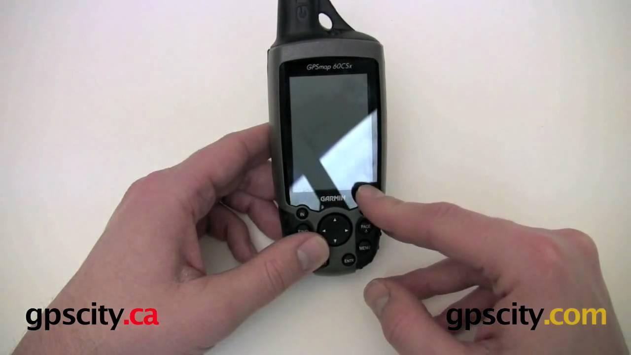 Garmin GPSMAP 60CSx & 60Cx : Hardware Overview @ gpscity.com on garmin nuvi, garmin 530hcx, garmin colorado 300, garmin gvn 52,