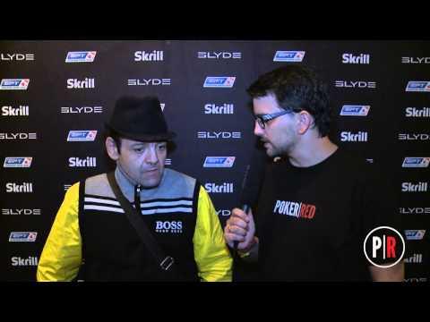 EPT Barcelona 2013 día 2:  Entrevista a Mikel Gurrea