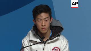 US  figure skater comments on US shooting, NKorean athletes