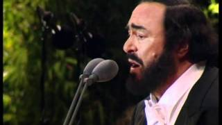 Luciano Pavarotti - Caruso (Live at Paris 1998) [480p].avi