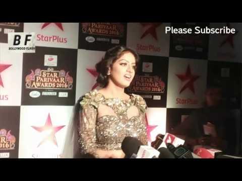 Star Parivaar Awards 2016| Diya Aur Baati Actress Sandhya Full Interview