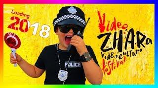 ВидеоЖара 2018! Самая крутая блогерская тусовка... Хватай свой билет...