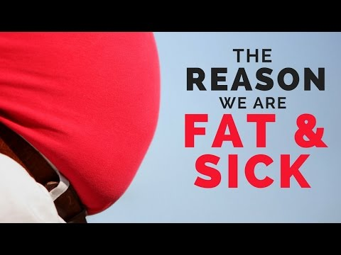 4 Reasons Why Processed Foods Make Us Fat and Sick