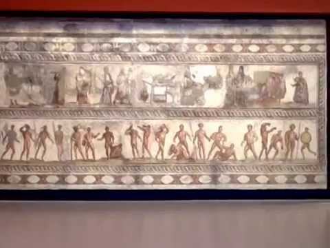Patras archaeological Museum
