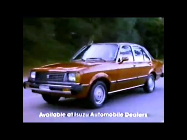 1986 Isuzu I-Mark Hatchback junkyard find   Autoblog
