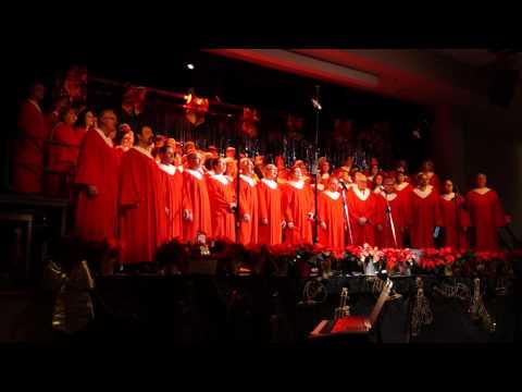 Big Rock Singers 2014 Gospel Christmas Set 3