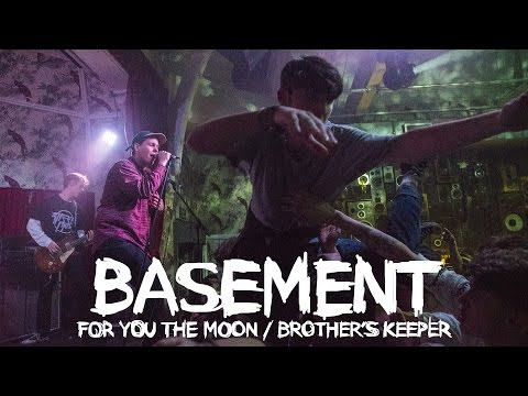 Basement - For You The Moon + Brother's Keeper LIVE at Deaf Institute Manchester mp3