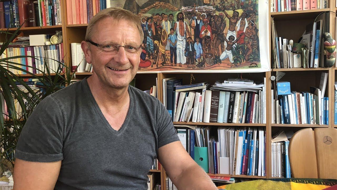 Pfarrer Schmid wechselt nach Argentinien -  Vier Dinge,  die mit müssen: #1 das Hungertuch
