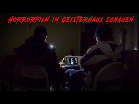 HORRORFILM im VERBOTENEN HAUS gucken! | Unknown Challenges #6