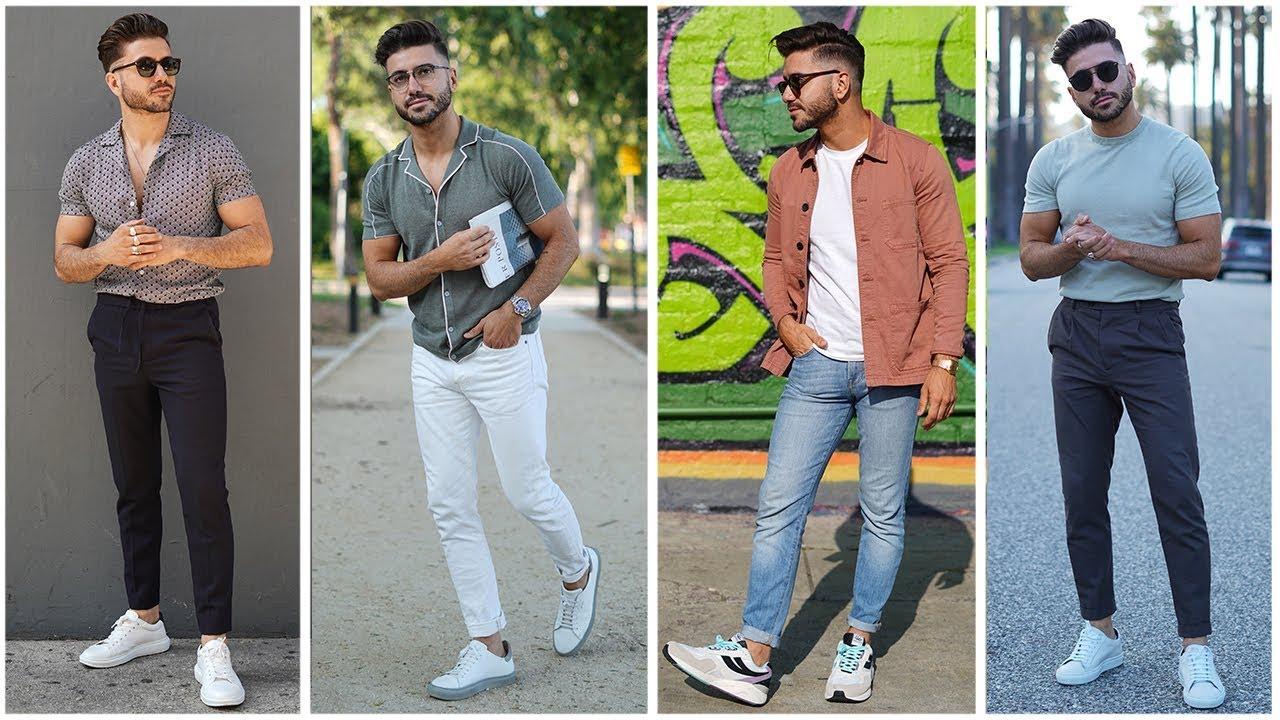 2019 Summer Fashion Men