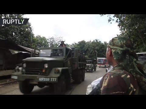 Over 2000 trapped in Marawi, Philippines following Duterte martial law declaration