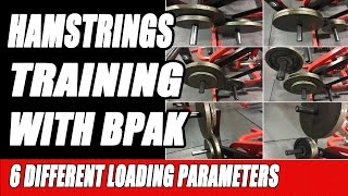 How do you load your hamstrings? Hamstrings Training with Ben Pakulski