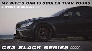 我老婆的車比你屌/ MY WIFE'S CAR IS COOLER THAN YOURS/ C63 Black Series《EMC Vlog Vol. 2》