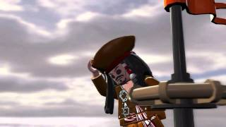 LEGO Pirates of the Caribbean (Wii) Trailer