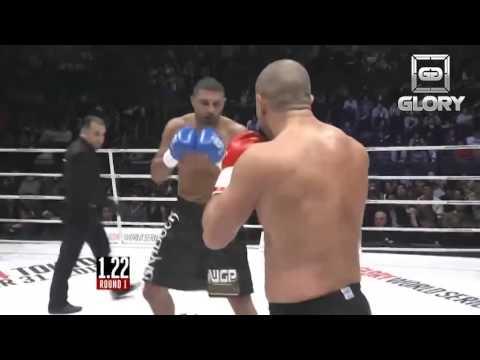 GLORY 4 Tokyo - Gokhan Saki vs. Anderson Braddock Silva (Full Video)
