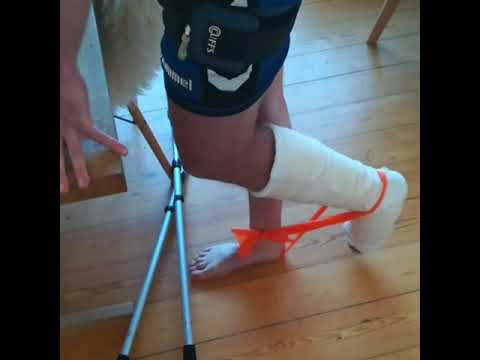 Fit Cuffs - Occlusion Training: Ankle Fracture Rehab