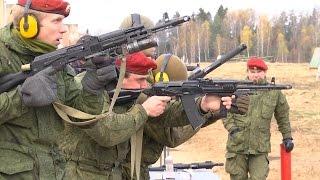 Военные реформы: к 2020 году в российской армии будут служить полмиллиона контрактников