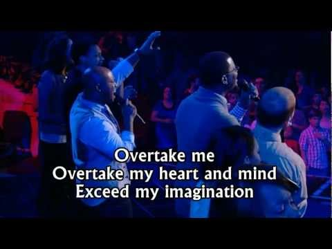 Overflow - Israel & New Breed (with Lyrics) New 2012 Worship Song