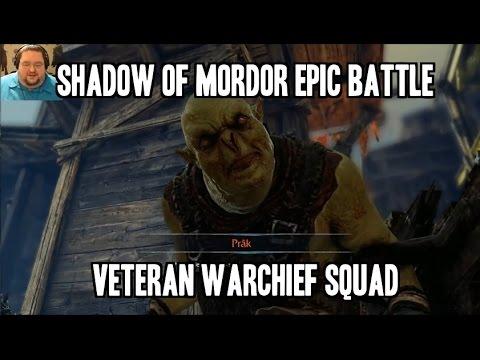 hqdefault epic battle shadow of mordor nemesis system! (sponsored video