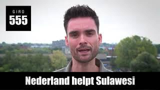 Domien Verschuuren - Nederland helpt Sulawesi