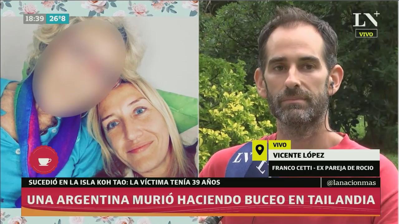 Turista Argentina Murió Durante Un Bautismo De Buceo En Tailandia