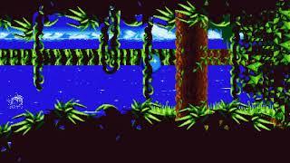 Sonic Mania - Explorable Angel Island Zone
