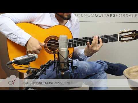 VIDEO TEST: Pedro Maldonado 2001 nº01159 flamenco guitar for sale