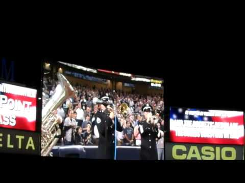 Star-Spangled Banner from 2011 ALDS