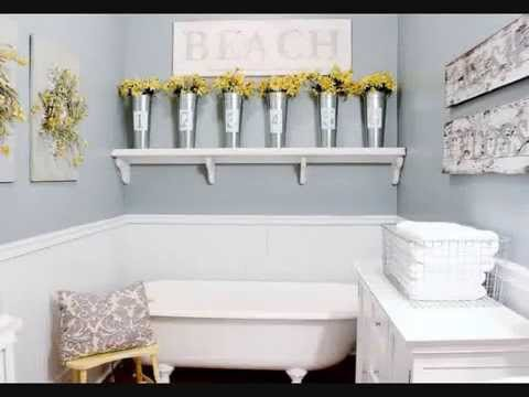 Tips How To Decorate Your Bathroom