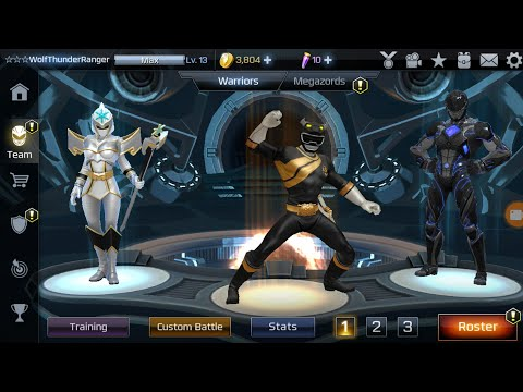 Power Rangers: Legacy Wars Tips and Tricks Episode 2 Danny Delgado(Wild Force Black Ranger)