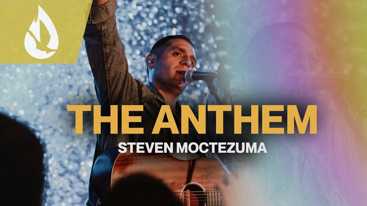 The Anthem (by Planetshakers) | Worship Cover by Steven Moctezuma