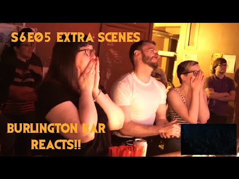GAME OF THRONES S6E05 Reactions at Burlington Bar /// SUMMER LEAF and THREE EYED RAVEN SCENES