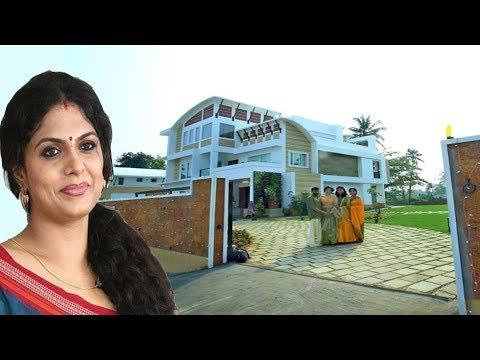 Asha Sarath Luxury Life | Net Worth | Salary | Cars | House | Family | Business | Biography