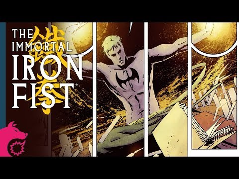 The Immortal Iron Fist: A GOOD Iron Fist Story (Comic Recommendation!)