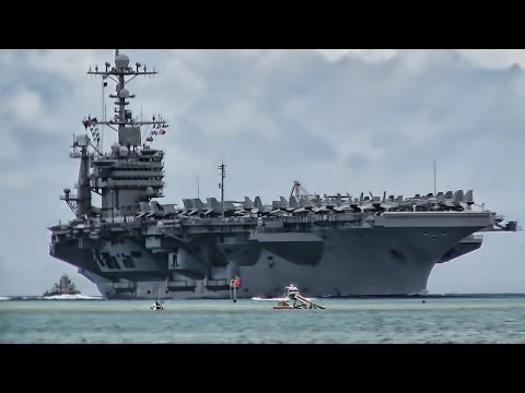 11 Multinational Ships Arrive At Pearl Harbor • RIMPAC 2016
