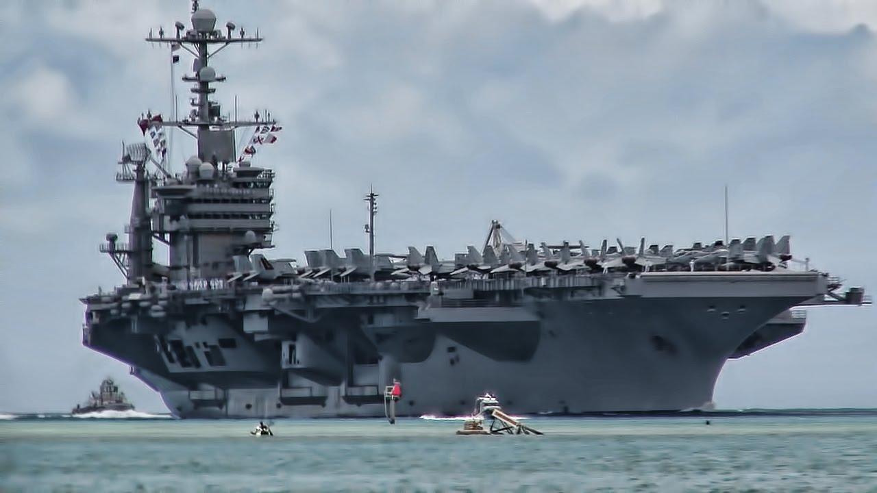 11 Multinational Ships Arrive At Pearl Harbor • RIMPAC 2016