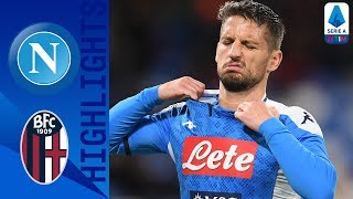 Napoli 1-2 Bologna | VAR Rules Out Late Llorente Equaliser! | Serie A