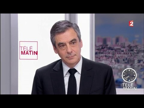 Actu - Les 4 vérités: François Fillon